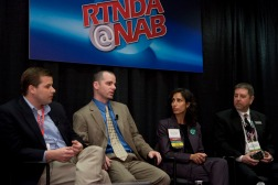 NAB Panel on radio reporting technology.