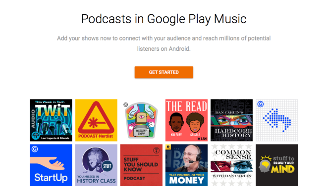 Tyler Moody Google Play Podcast